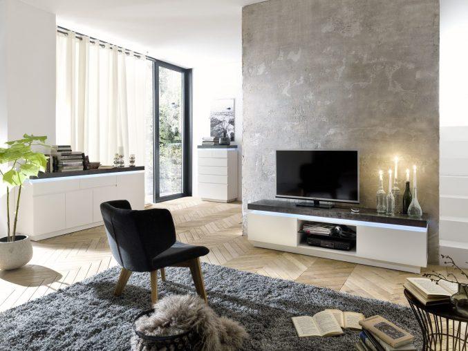 Wohnzimmer Grau Holz Nett On In Bezug Auf Uncategorized Uncategorizeds 6