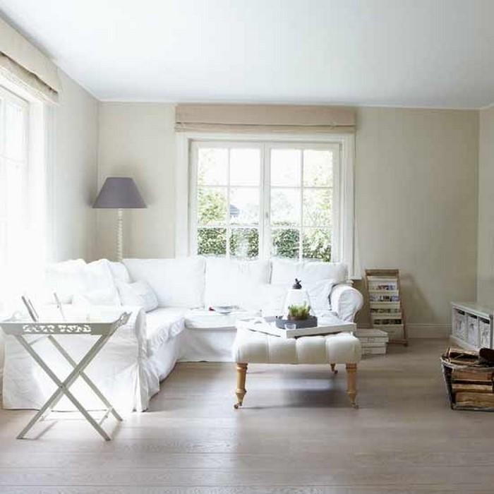 Wohnzimmer Ideen In Weiß Charmant On Innerhalb 80 Wunderschöne 5