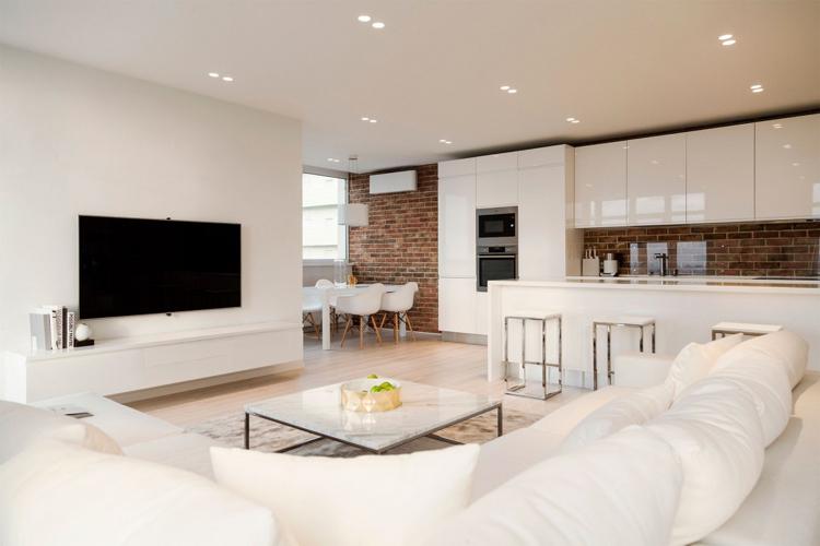 Wohnzimmer Ideen In Weiß Charmant On Mit Einladendes Einrichten 80 Tolle 1
