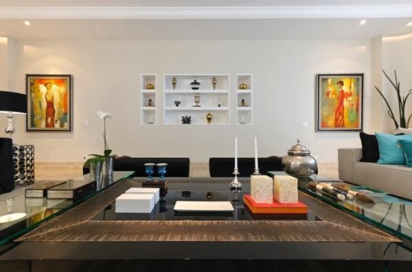 Wohnzimmer Inneneinrichtung Ausgezeichnet On Auf 23 Wohnideen Für Das Moderne Die Perfekte Einrichtung 1