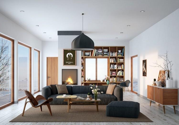 Wohnzimmer Inneneinrichtung