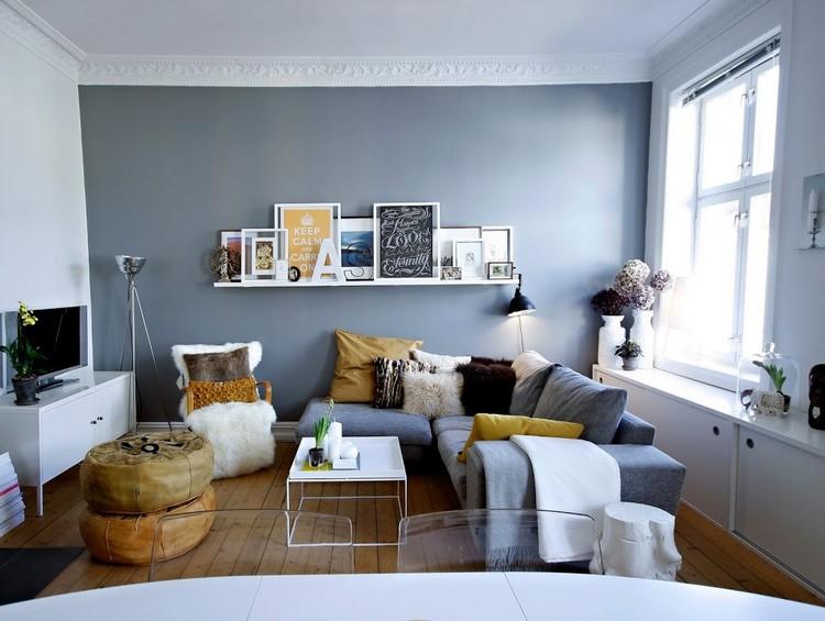 Wohnzimmer Inneneinrichtung Kreativ On Und Für 30 Schöne Ideen Tipps 3