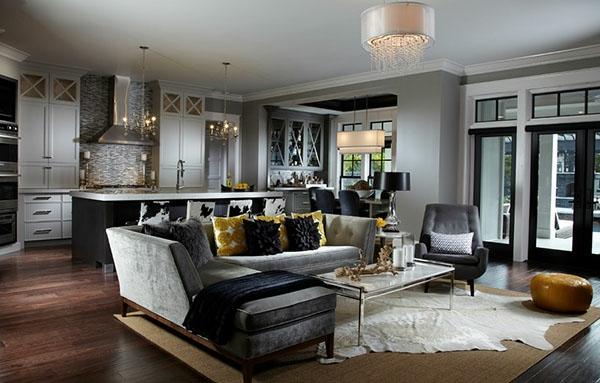 Wohnzimmer Inneneinrichtung Wunderbar On Mit Wohndesign 8