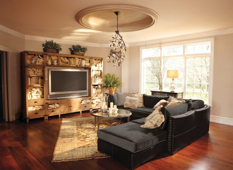 Wohnzimmer Kolonial Fein On In Mexikanische Möbel Mix Aus Und Landhausstil 6