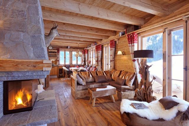 Wohnzimmer Landhausstil Holz Glänzend On Für Chalet Grand Flüh Das Wohlfühl 9
