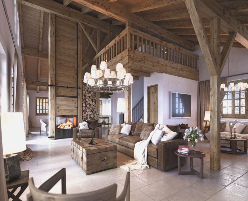 Wohnzimmer Landhausstil Holz Wunderbar On Auf Kazanlegend Info 7
