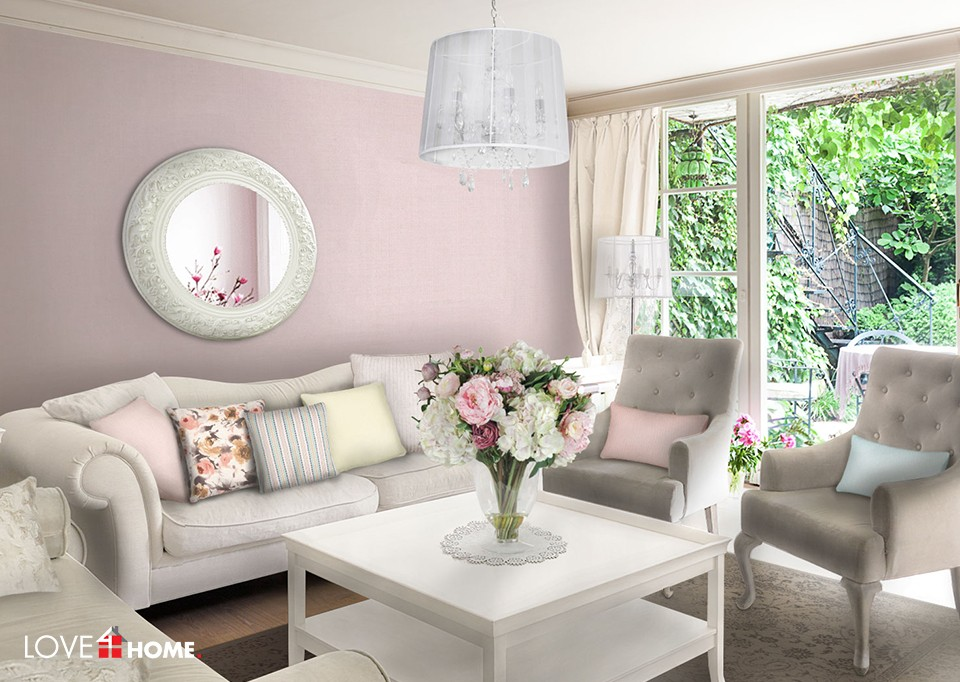 Wohnzimmer Rosa Braun Beeindruckend On Auf Weiß Grau Rheumri Com 5