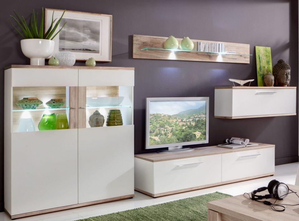 Wohnzimmer Schrankwand Modern Luxus Einzigartig On Für Uncategorized Ehrfürchtiges 9