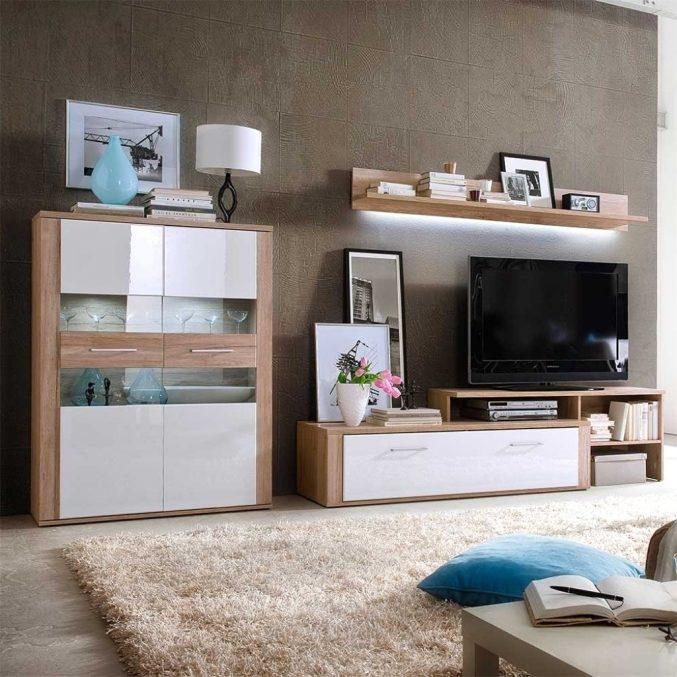 Wohnzimmer Schrankwand Modern Luxus Frisch On Beabsichtigt Uncategorized Uncategorizeds 5