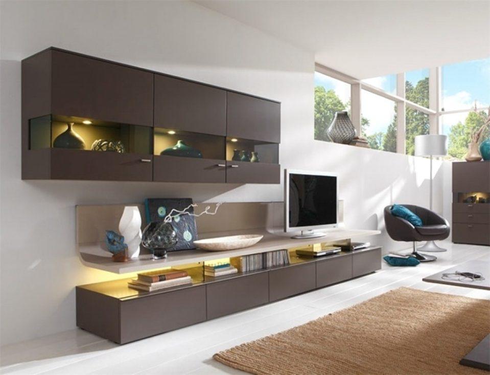 Wohnzimmer Schrankwand Modern Luxus Imposing On Und Uncategorized Kühles 1
