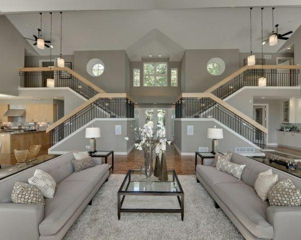 Wohnzimmer Schrankwand Modern Luxus Nett On Auf Design 3