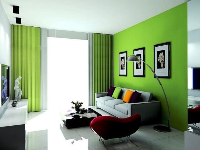 Wohnzimmer Schwarz Grün Schön On In Bezug Auf Bestimmungsort Auch 2