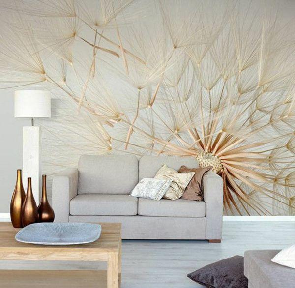 Wohnzimmer Tapezieren Ideen Bemerkenswert On Auf Die Besten 25 Tapeten Pinterest 5