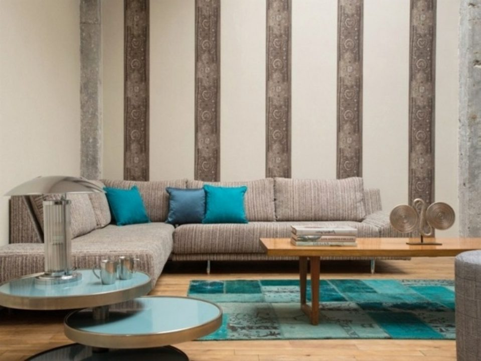 Wohnzimmer Tapezieren Ideen Großartig On Für Uncategorized Ehrfürchtiges Mit 8
