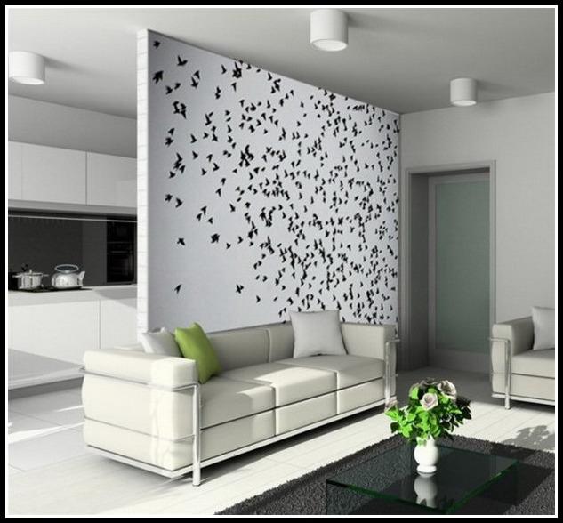 Wohnzimmer Tapezieren Ideen Modern On In Bezug Auf Bestes Haus 7