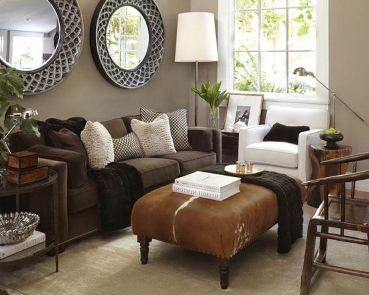 Zimmer Braun Schön On Beabsichtigt Die Besten 25 Braunes Sofa Ideen Auf Pinterest 8