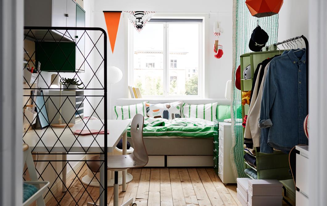 Zimmer Einrichten Ikea Modern On Andere Innerhalb Studentenzimmer Sportlich Stylish IKEA 4