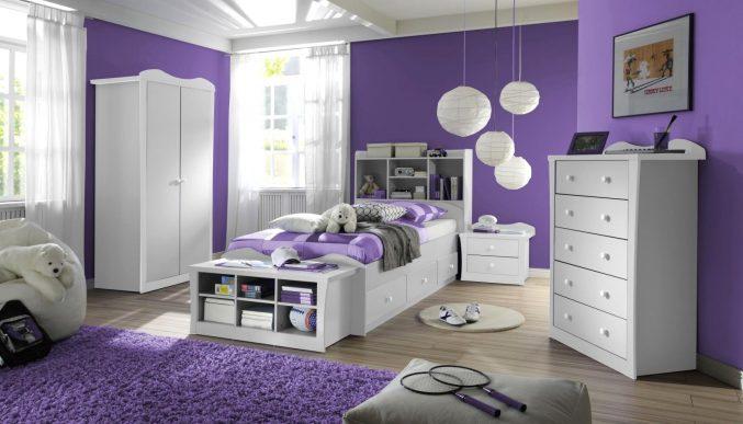 Zimmer Lila Braun Streichen Zeitgenössisch On Beabsichtigt Uncategorized Schönes Mit 6