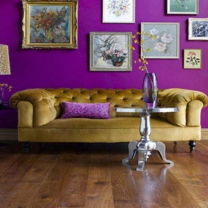 Zimmer Lila Braun Streichen Zeitgenössisch On In Uncategorized Tolles Mit 2