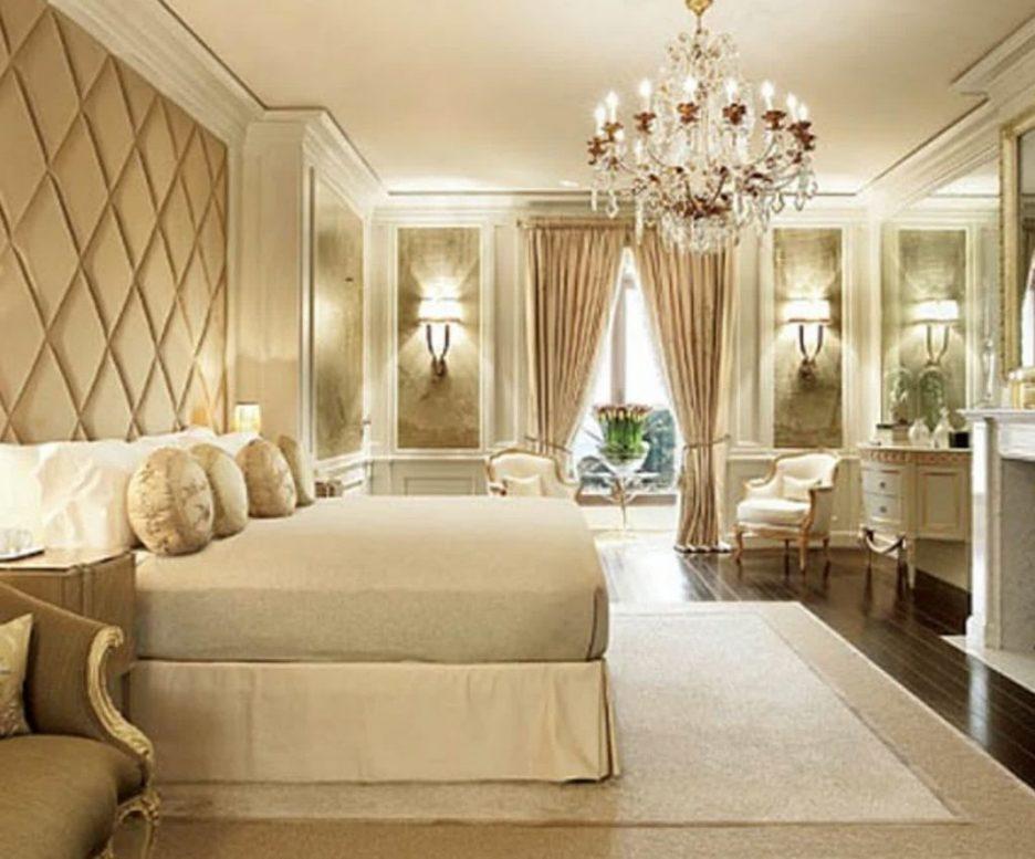 Amerikanische Luxus Schlafzimmer Weiß Erstaunlich On In ...