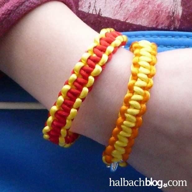 Armbänder Selber Machen Schön On Andere In Bezug Auf Fröhliche Halbachblog 8