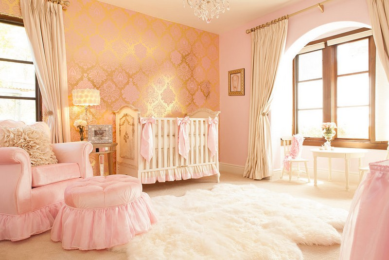 Babyzimmer Einrichten Mädchen Bescheiden On Andere Beabsichtigt 50 Süße Ideen Für 4