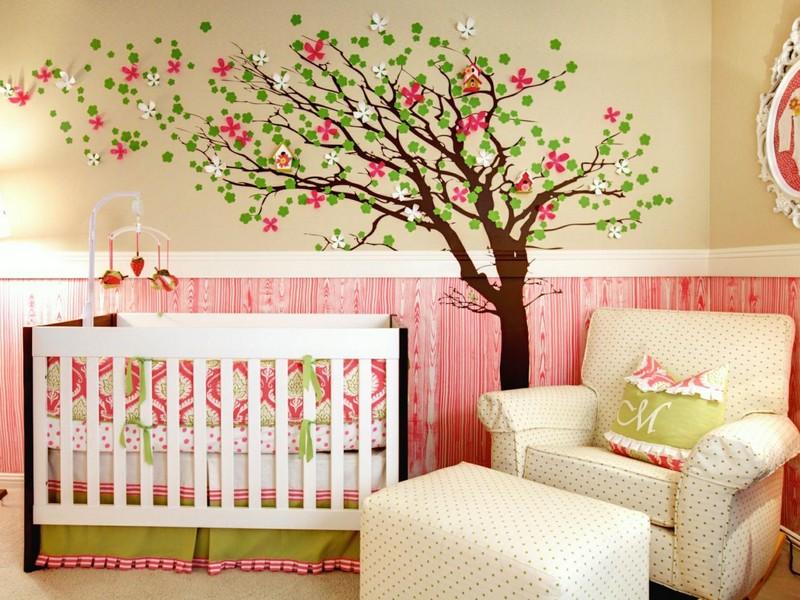 Babyzimmer Einrichten Mädchen Exquisit On Andere Beabsichtigt 50 Süße Ideen Für 2