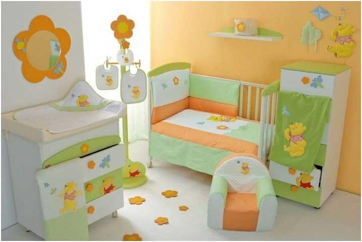 Babyzimmer Grün Beige Perfekt On In Bezug Auf Innen Und Aussen Architektur Orange Grun Chestha Com 4