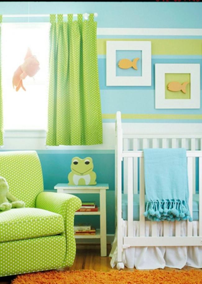 Babyzimmer Grün Beige Stilvoll On Auf Begie Grun Wohnideen Für Die Besten Interieur 3
