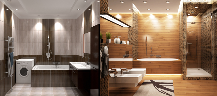 Bad Beleuchtung Modern Stilvoll On überall Awesome Photos House Design Ideas 8