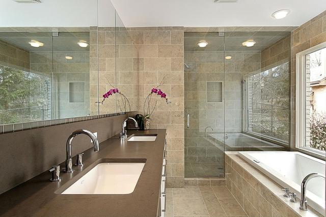 Bad Design Ideen Exquisit On überall 105 Badezimmer Stein Und Holz Kombinieren 2