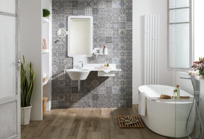 Bad Fliesen Ideen Mosaik Wunderbar On Für Badfliesen Und Badideen 70 Coole Welche In Kleinen 8