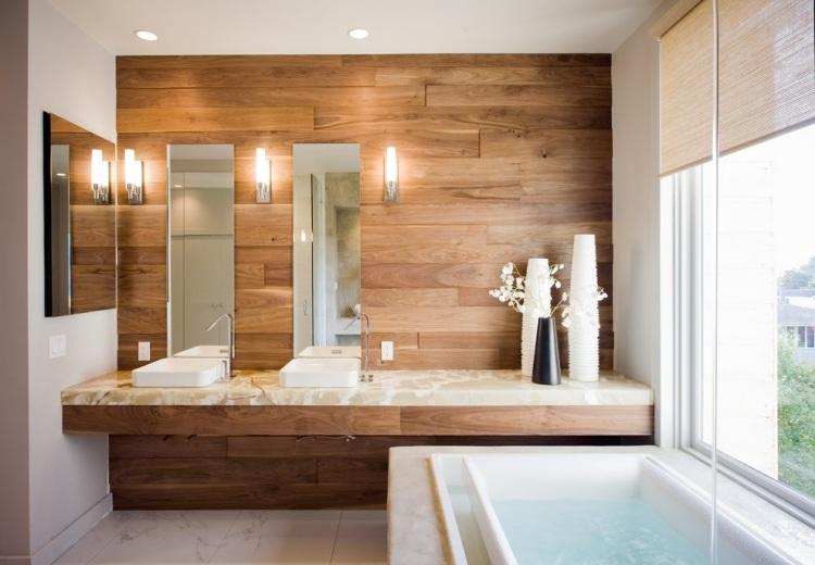 Bad Ideen Holz Charmant On Für Wohndesign Waschtisch Plant Plus 3