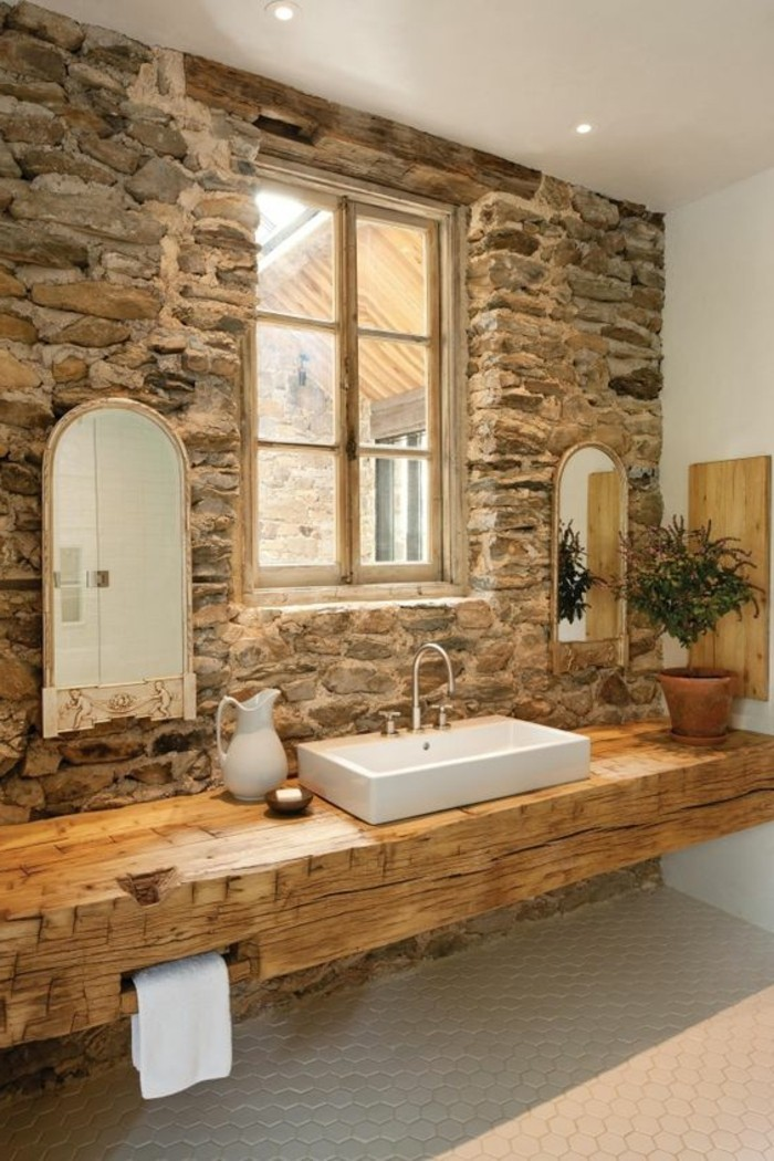 Bäder Landhausstil Bescheiden On Andere Mit Ausgefallene Designideen Für Ein Landhaus Badezimmer Archzine Net 5