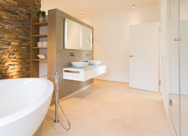 Badezimmer Aufteilung Glänzend On Für Am Besten Büro Stühle Home Dekoration Tipps 3