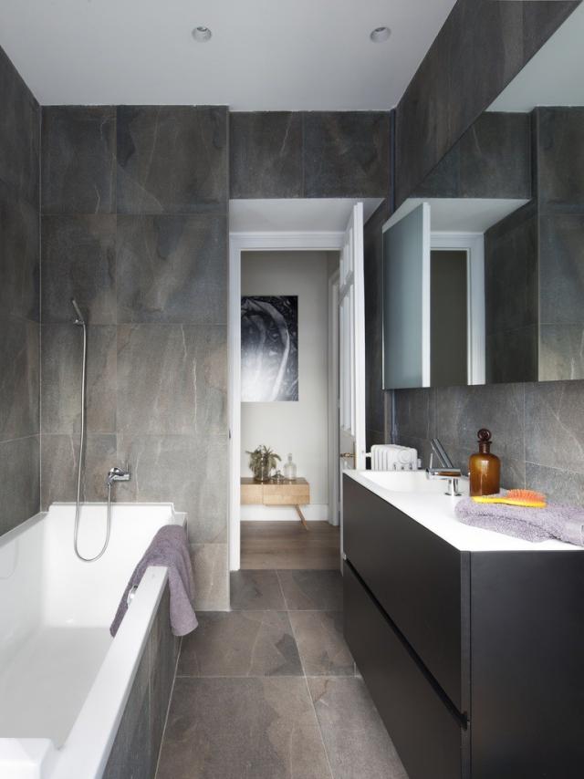 Badezimmer Beispiele Einfach On Beabsichtigt 106 Bilder Für Moderne Badgestaltung 4
