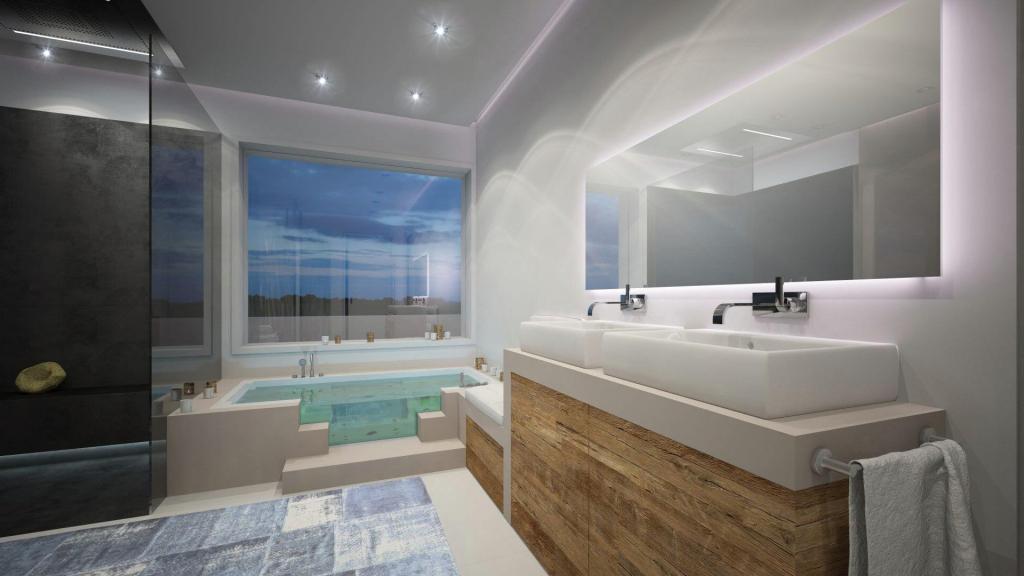Badezimmer Design Badgestaltung Bemerkenswert On Für Glänzend Haus Renovierung Mit 3