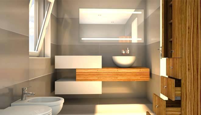 Badezimmer Design Beispiele Beige
