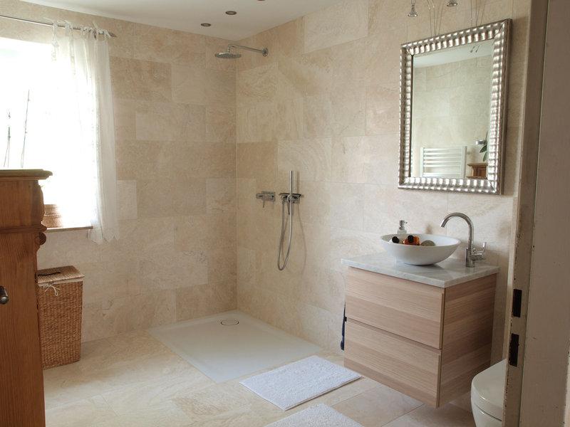 Badezimmer Fliesen Elfenbein Großartig On Und Cabiralan Com 6