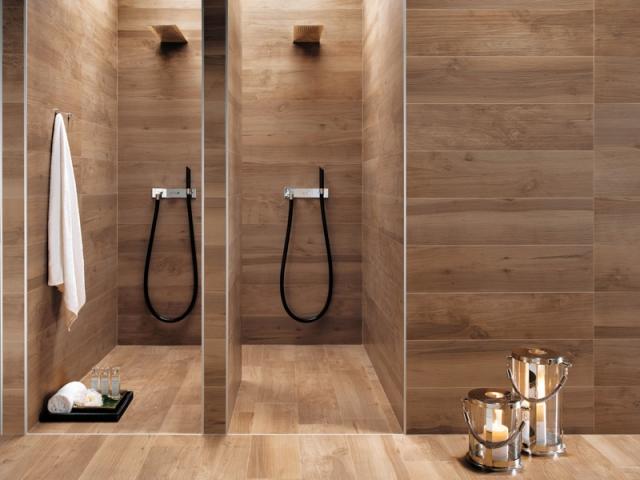 Badezimmer Fliesen Holzoptik Wunderbar On In Bezug Auf 32 Moderne Badideen Verlegen 5