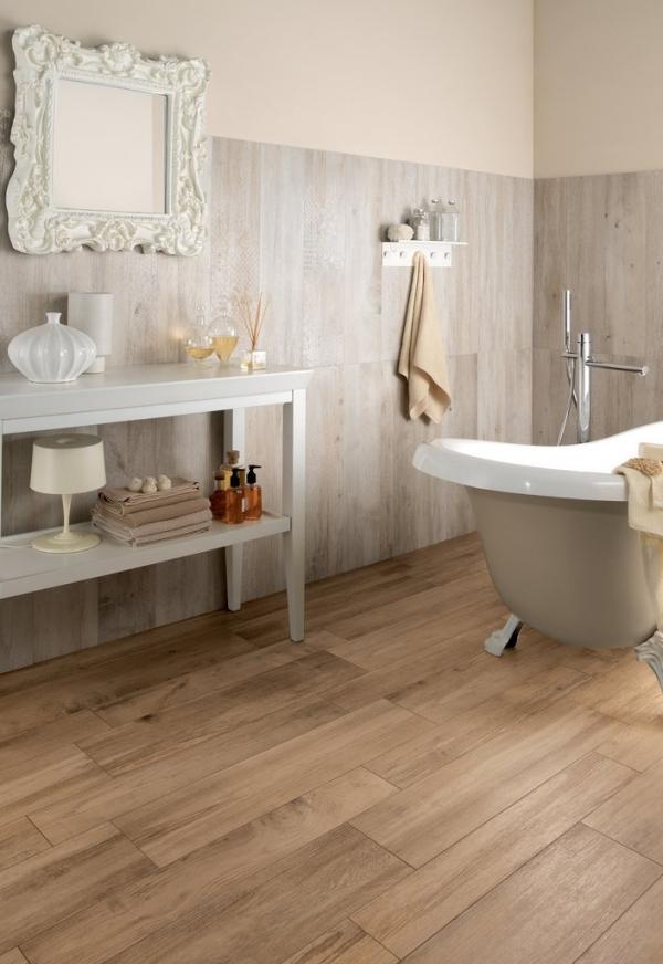 Badezimmer Fliesen Holzoptik Zeitgenössisch On Innerhalb In Von Ariana Ideen Für Bad Wohnzimmer Und Küche 9