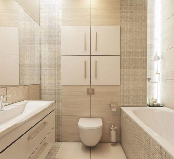 Badezimmer Fliesen Ideen Beige