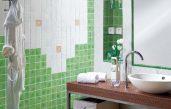Badezimmer Fliesen Ideen Grun