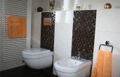 Badezimmer Fliesen Mit Mosaik Muster
