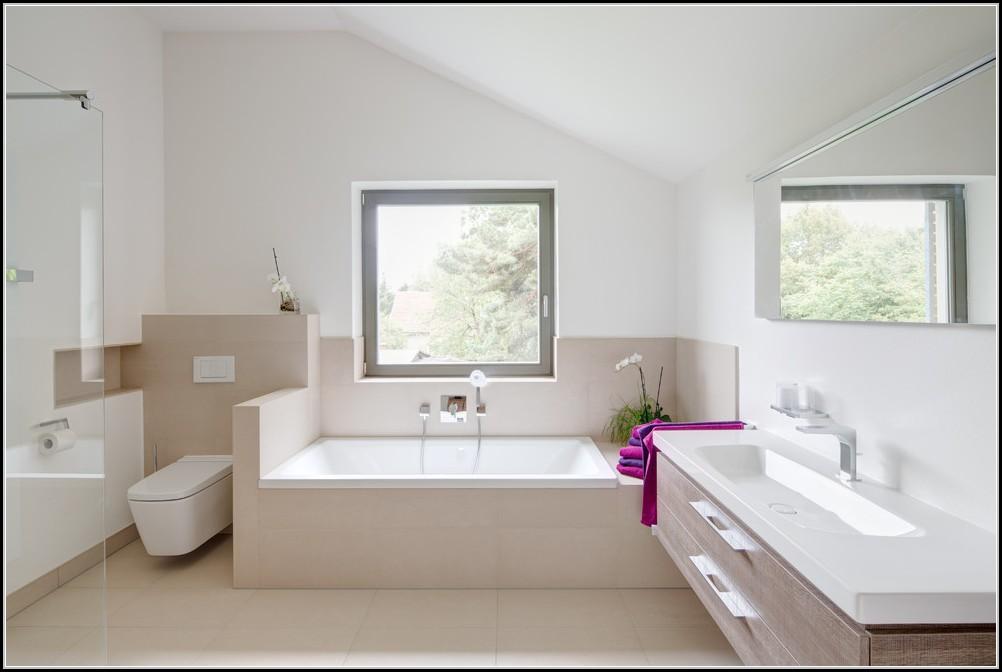 Badezimmer Fliesen Sandfarben Modern Bescheiden On Und House Dekor 4
