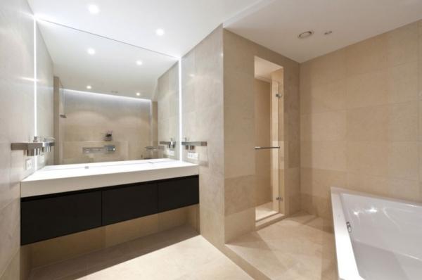 Badezimmer Fliesen Sandfarben Modern Herrlich On Und Solarium Beige Für Bad Grau KogBox Com 7 Amocasio 3