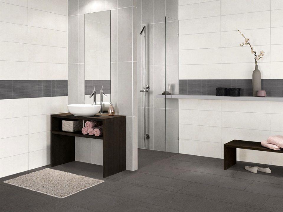 Badezimmer Grau Braun Kreativ On überall Uncategorized Geräumiges Mit Herrlich 9