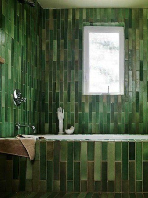 Badezimmer Grün Ausgezeichnet On In Bezug Auf Die Besten 25 Dunkelgrüne Ideen Pinterest 9