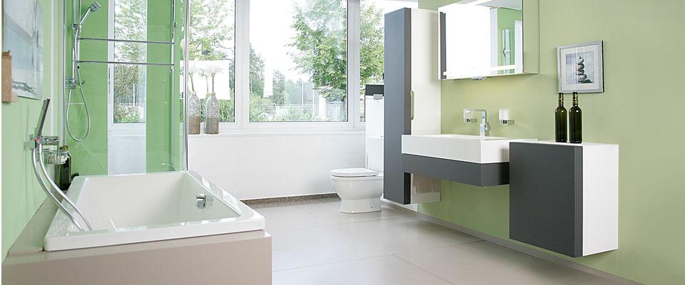 Badezimmer Grün Imposing On überall De Harmonie In Badinspiration 3