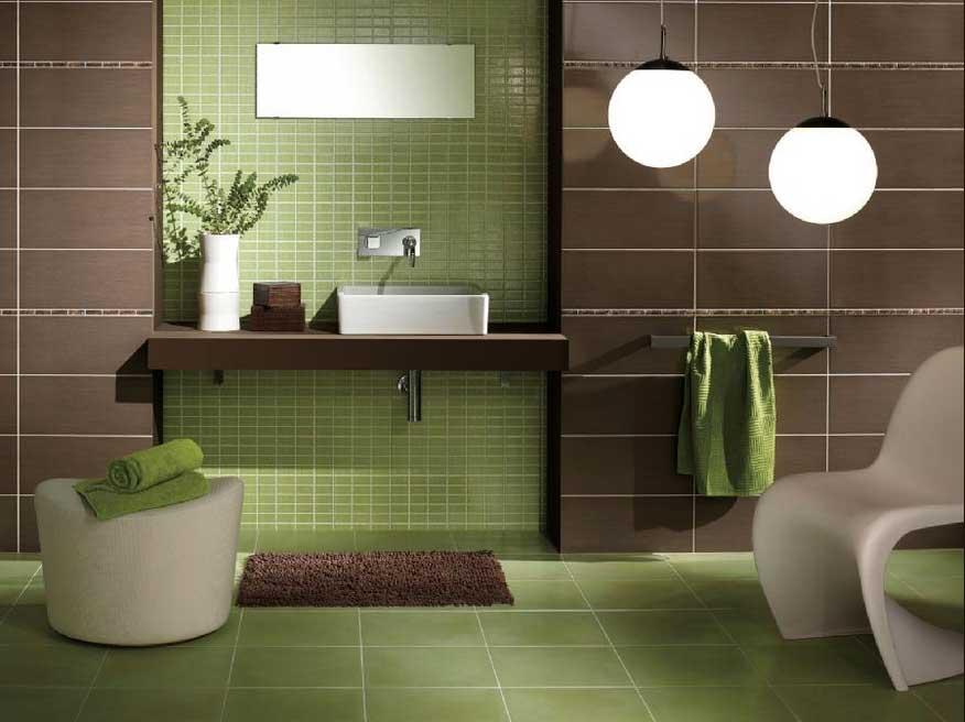 Badezimmer Grün Interessant On Und Fliesen Ideen Erstellen Sie Eine Komfortable 2